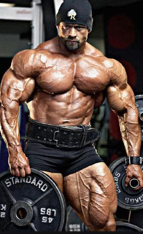 GRANDES FISICULTURISTAS Arnold Schwarzenegger